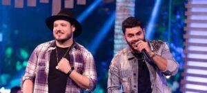 A Globo irá transmitir a primeira live de Israel & Rodolffo pós-BBB com exclusividade (foto: Divulgação)