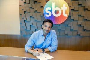 Sérgio Marone vai apresentar o programa Mestres da Sabotagem (foto: Lourival Ribeiro/SBT)