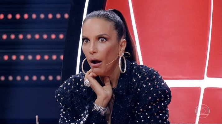Ivete Sangalo será a apresentadora de The Masked Singer Brasil (foto: Reprodução/TV Globo)