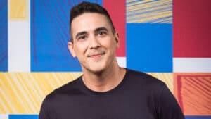 Andre Marques será o apresentador do No Limite 2021 (foto: Globo/João Miguel Júnior)