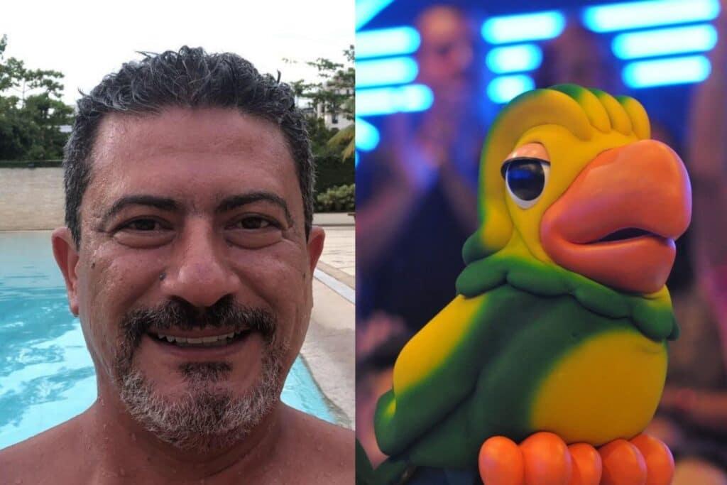 Família de Tom Veiga suspeita que o ator pode ter sido envenenado (foto: Reprodução)
