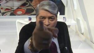 Datena deixou o partido MDB e criticou o prefeito de São Paulo, Bruno Covas (foto: Reprodução)