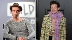 Harry Styles terá cenas ousadas e intensas com ator em novo filme (foto: Reprodução)