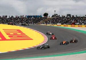 Band transmite GP de Portugal da Fórmula 1 no domingo e treino classificatório no sábado (foto: Reprodução)