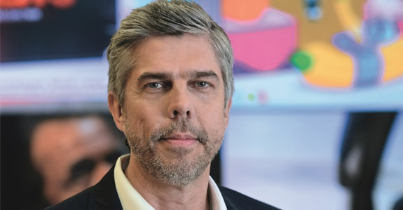 Fred Müller, diretor executivo de negócios e marketing do SBT (foto: Reprodução)