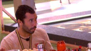 Gilberto faz revelações íntimas no BBB21 (foto: Reprodução)