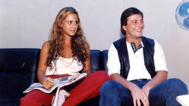 Guilhermina Guinle e Fábio Jr. foram casados entre 1993 e 1998 (foto: Reprodução)