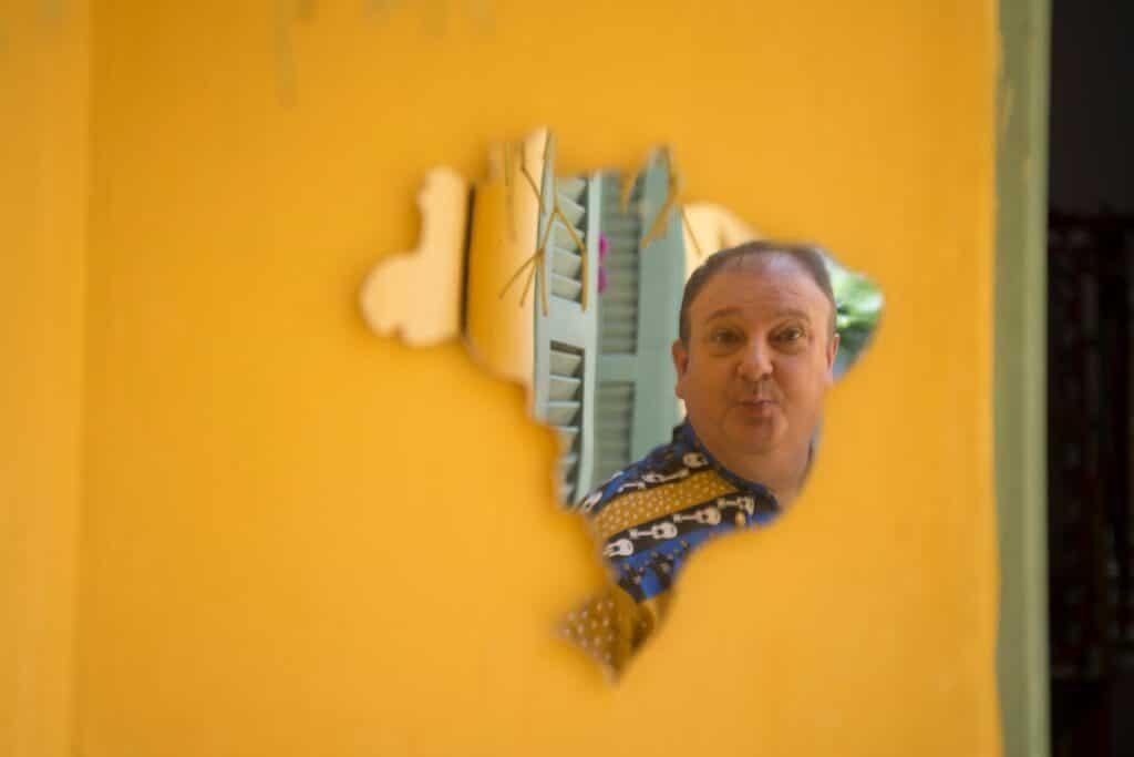 Erick Jacquin tem missão quase impossível no último episódio da temporada de Pesadelo na Cozinha (foto: Band/Carlos Reinis)