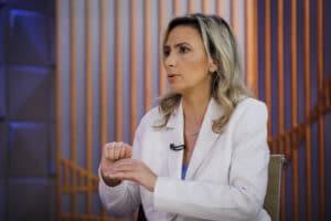 Ludhmila Hajjar explica que o alto custo do tratamento feito por Paulo Gustavo impediu que a técnica fosse usada pelo SUS (foto: Divulgação)