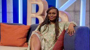 Magda Burity foi demitida do Big Brother Portugal e denuncia racismo na emissora TVI (foto: Reprodução)