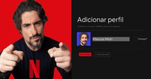 Netflix anunciou a contratação de Marcos Mion (foto: Reprodução)
