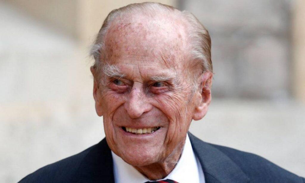 Príncipe Philip morreu aos 99 anos (foto: Reprodução)