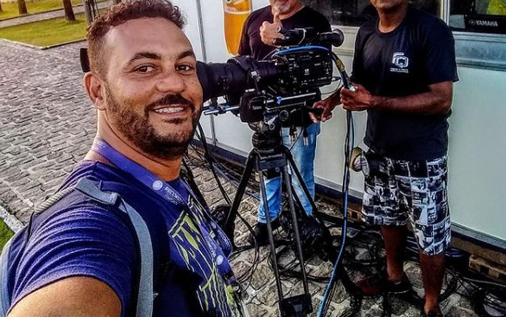 José Bonfim Pitangueiras era produtor da Record TV Itapoan (foto: Reprodução)