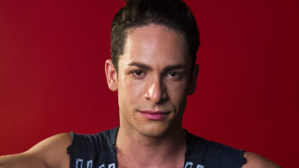 Rainer Cadete causou alvoroço ao postar foto pelado nas redes sociais (foto: Globo/Estevam Avellar)