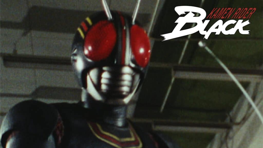 Black Kamen Rider estará disponível em canal da Sato Company (foto: Divulgação/Sato Company)