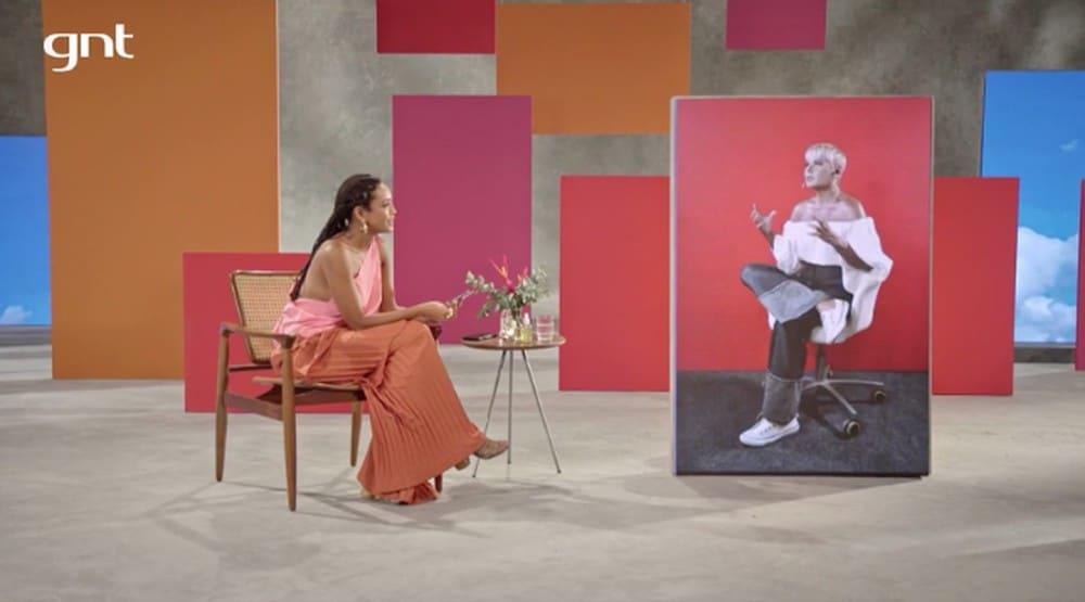 Xuxa causa polêmica mais uma vez (foto: Reprodução/GNT)