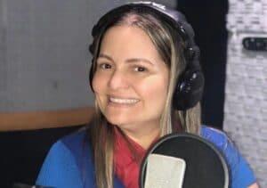 Ana Lúcia Menezes morreu aos 46 anos por complicações de um Acidente Vascular Cerebral (foto: Divulgação)