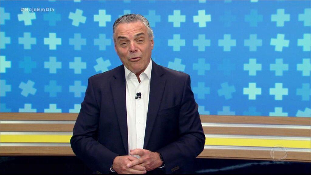 Antônio Sproesser vai apresentar conteúdos digitais de O Hospital (foto: Reprodução/Record)