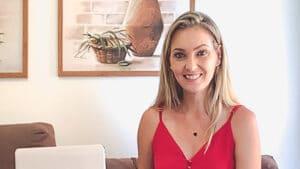 Nadine Basttos trocou a Globo pelo SBT (foto: Divulgação)