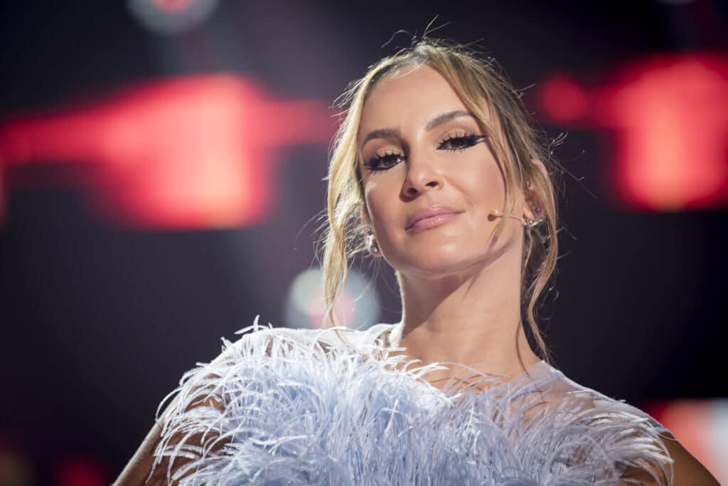 Claudia Leitte não participará presencialmente da final do The Voice + (foto: Divulgação/TV Globo)