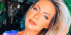Carla Prata virou alvo de um perfil falso no Tinder (foto: Reprodução/Redes Sociais)