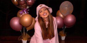 Carol Garcia ganhou uma festa para comemorar o seu primeiro milhão de inscritos no YouTube (foto: Divulgação)