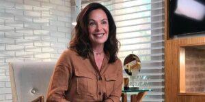 Carolina Ferraz vai frequentar a escola dos vencedores do MasterChef (foto: Divulgação)
