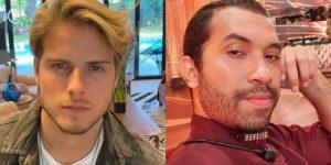 Daniel Lenhardt mostrou mensagens em que Gil do Vigor confessava ter crush no ex-BBB (foto: Reprodução)