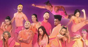 Elenco da nova temporada do De Férias com o Ex: Celebs promete gerar tretas para o entretenimento nacional (foto: Divulgação/MTV Brasil)