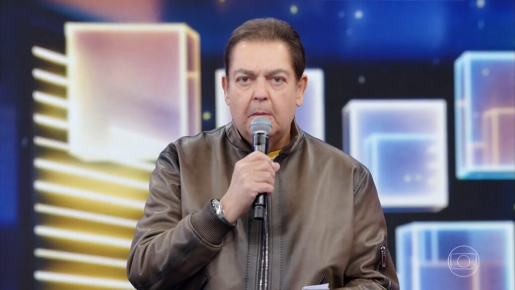 Domingão do Faustão será substituído por campeonatos de futebol na Globo (foto: Reprodução/TV Globo)
