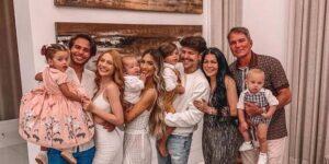 A família Poncio desistiu de ter o seu próprio reality show (foto: Reprodução/Redes Sociais)
