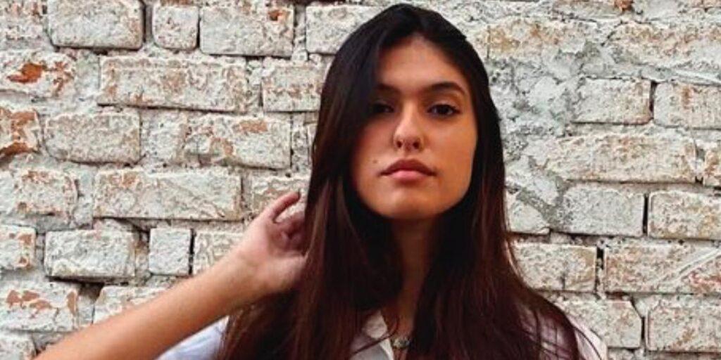 Fernanda Concon não gostou nada de ser apontada como dona de uma página de fofocas no Instagram (foto: Reprodução/Redes Sociais)