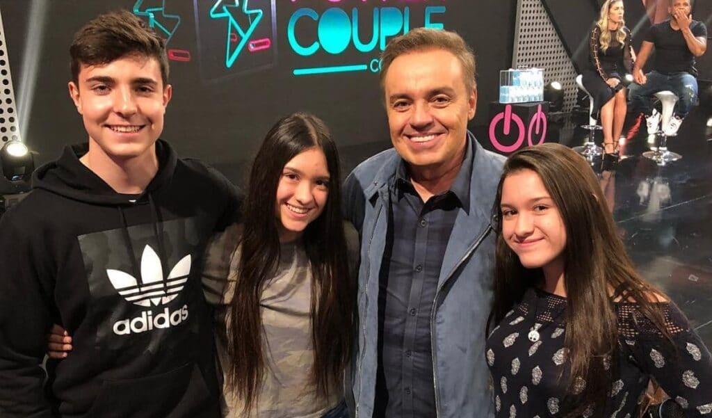 Depois de várias participações na Record, os filhos de Gugu Liberato decidiram falar com a Globo (foto: Divulgação)