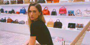 Conhecida por ter apresentado o Vídeo Show, Fiorella Mattheis virou empresária do ramo de luxo (foto: Reprodução/Redes Sociais)