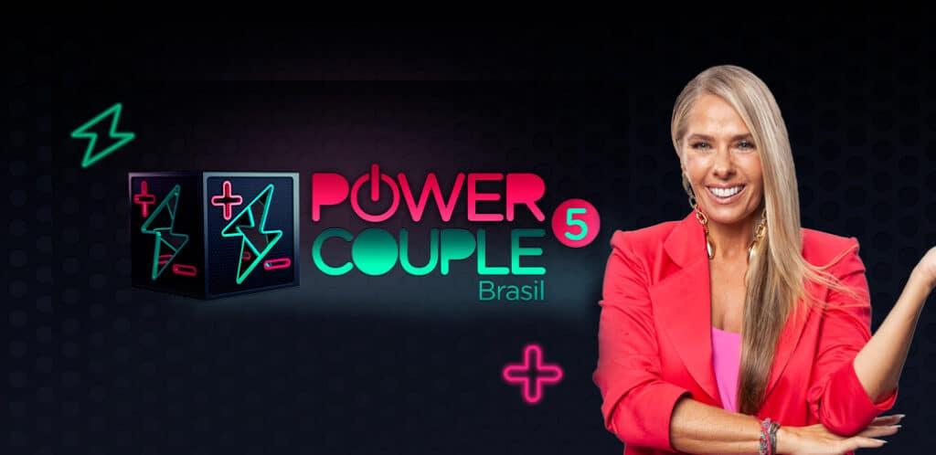 Adriane Galisteu apresentará a nova temporada do Power Couple Brasil (foto: Divulgação/Record)