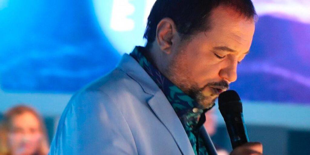 Sem previsão para voltar ao ar na Record, Geraldo Luís terá o seu próprio podcast (foto: Reprodução/Redes Sociais)