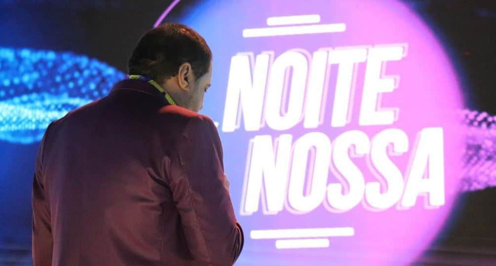 Geraldo Luís desabafou sobre o período afastado do A Noite é Nossa, da Record (foto: Reprodução/Redes Sociais)