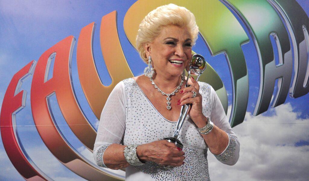 Documentário sobre Hebe Camargo terá participação de apresentadoras da Record e do SBT (foto: Estevam Avellar/TV Globo)