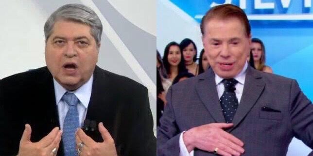 José Luiz Datena foi demitido por Silvio Santos menos de 24 horas depois de ser contratado pelo SBT (foto: Reprodução)