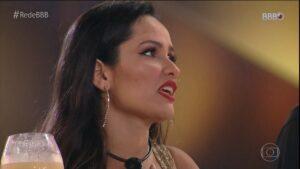 Juliette Freire receberá convite para continuar contratada pela Globo mesmo se não ganhar reality (foto: Reprodução/TV Globo)