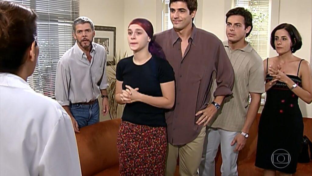 Penúltimo capítulo de Laços de Família foi o mais visto entre os transmitidos na quinta-feira (foto: Reprodução/TV Globo)