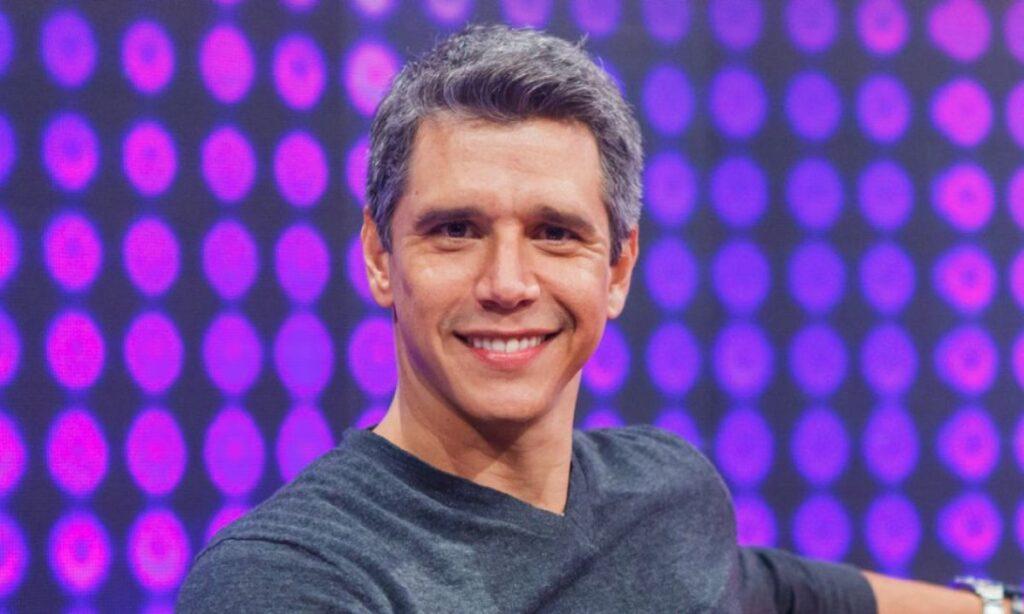 Márcio Garcia já tem data para estrear no comando do The Voice Kids (foto: Divulgação/TV Globo)