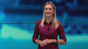 Revelada pela Fox Sports, Nadine Bastos negocia trocar a Globo pelo SBT (foto: Reprodução)