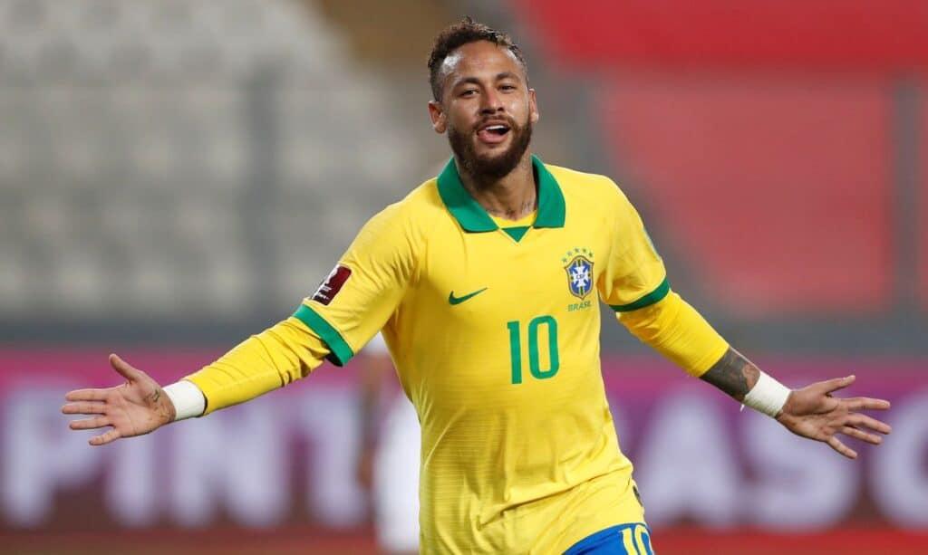 Neymar estará na Copa América: competição deve deixar a Globo e ir para o SBT (foto: Paolo Aguilar/Agência Brasil)