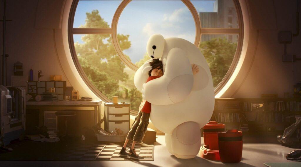Animação da Disney vencedora do Oscar, Operação Big Hero é o filme do Corujão nesta terça, 20 de abril (foto: Divulgação)
