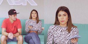Hariany desabafou sobre ter traído o seu namorado em A Fazenda (foto: Reprodução/Redes Sociais)