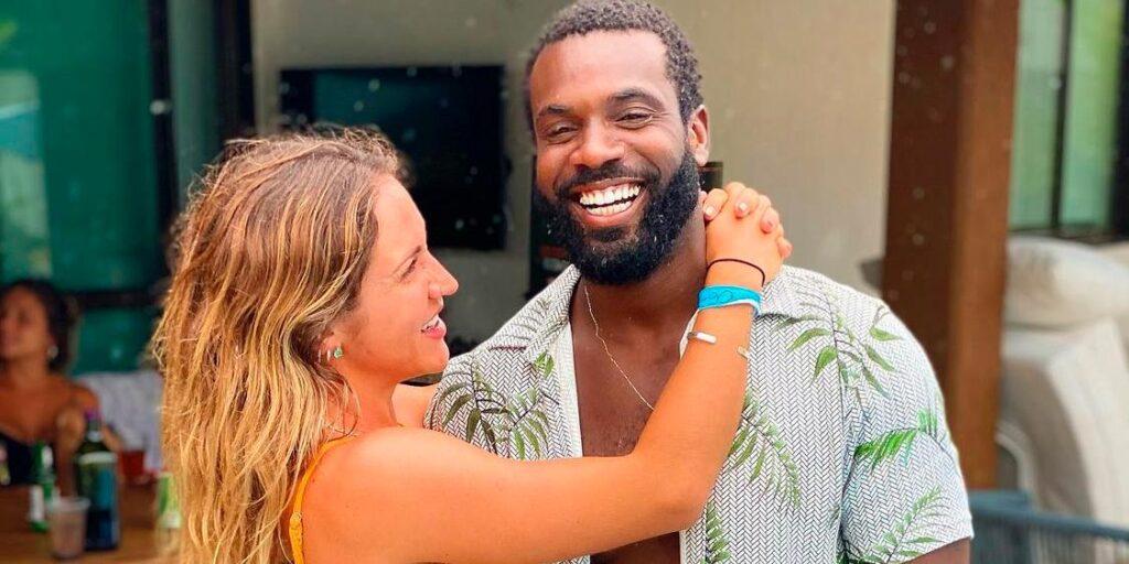 Rafael Zulu e Aline Becker estão esperando o seu primeiro filho (foto: Reprodução/Redes Sociais)