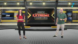 Estreia do One Championship abriu uma cratera no horário nobre da RedeTV! (foto: Reprodução/RedeTV!)