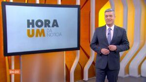 Roberto Kovalick derrubou editor-chefe do Hora 1 e ganhou uma promoção na Globo (foto: Reprodução/TV Globo)