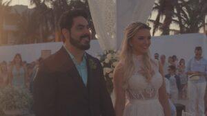 Rodolffo foi casado com a apresentadora Rafa Kalimann por quatro anos (foto: Reprodução/Vimeo)